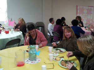 Women 's Mission Union Luncheon